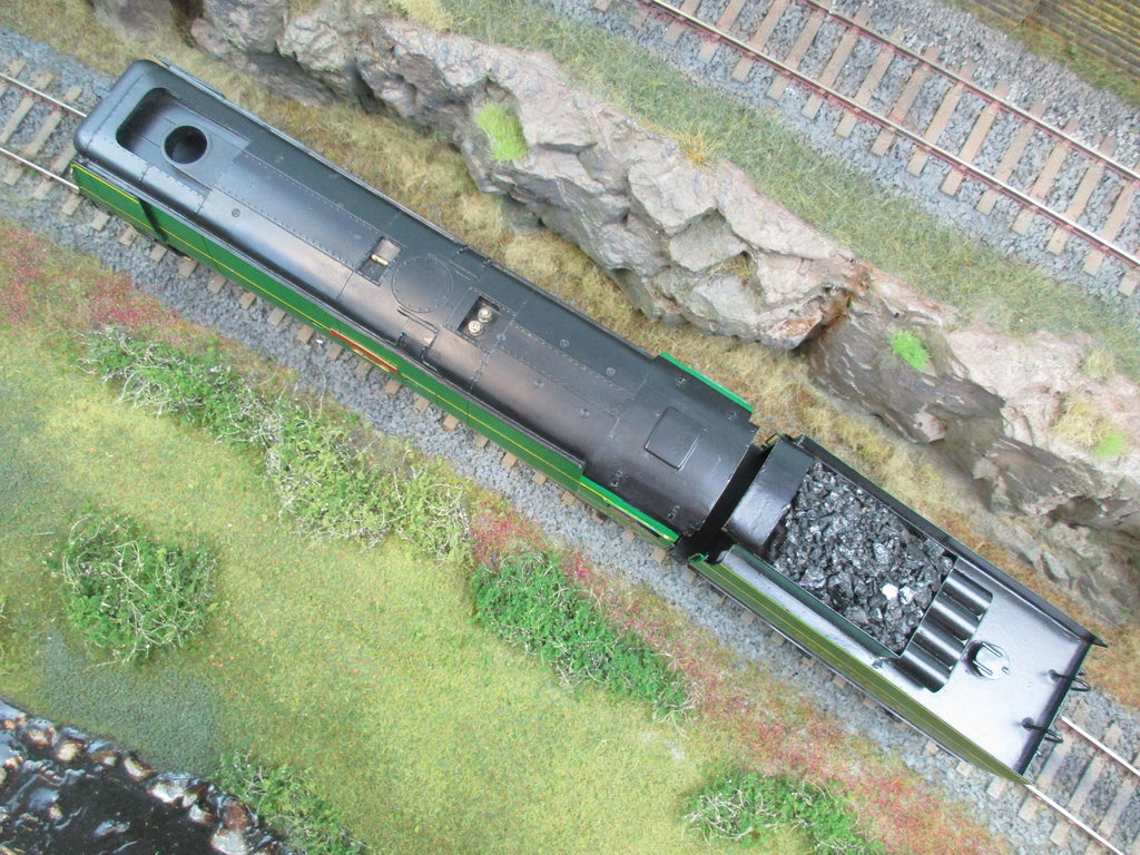7mm Finescale O Gauge Kit Built SR West Country Class 4-6-2 '21C137', 'Clovelly'