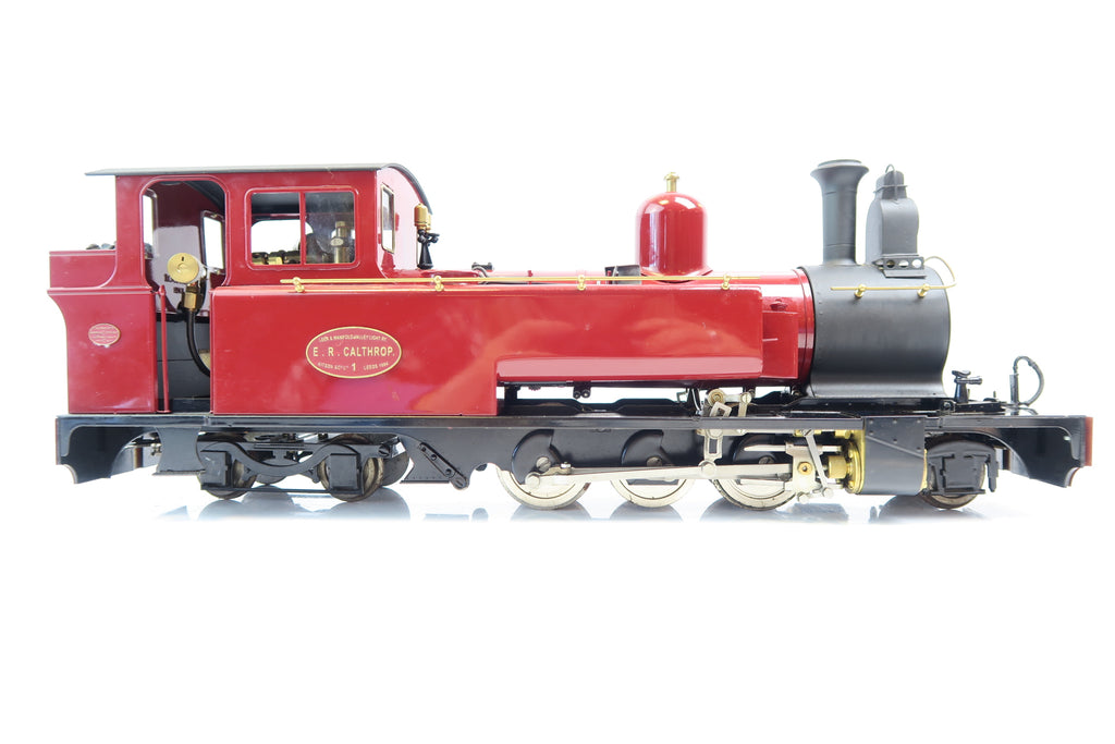Roundhouse 16mm G Scale Live Steam Leek & Manifold 2-6-4T