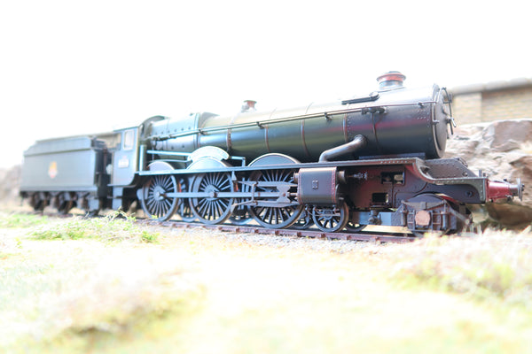 Sancheng 7mm Finescale O Gauge BR Lined Green King Class 4-6-0 '6019' 'King Henry V'