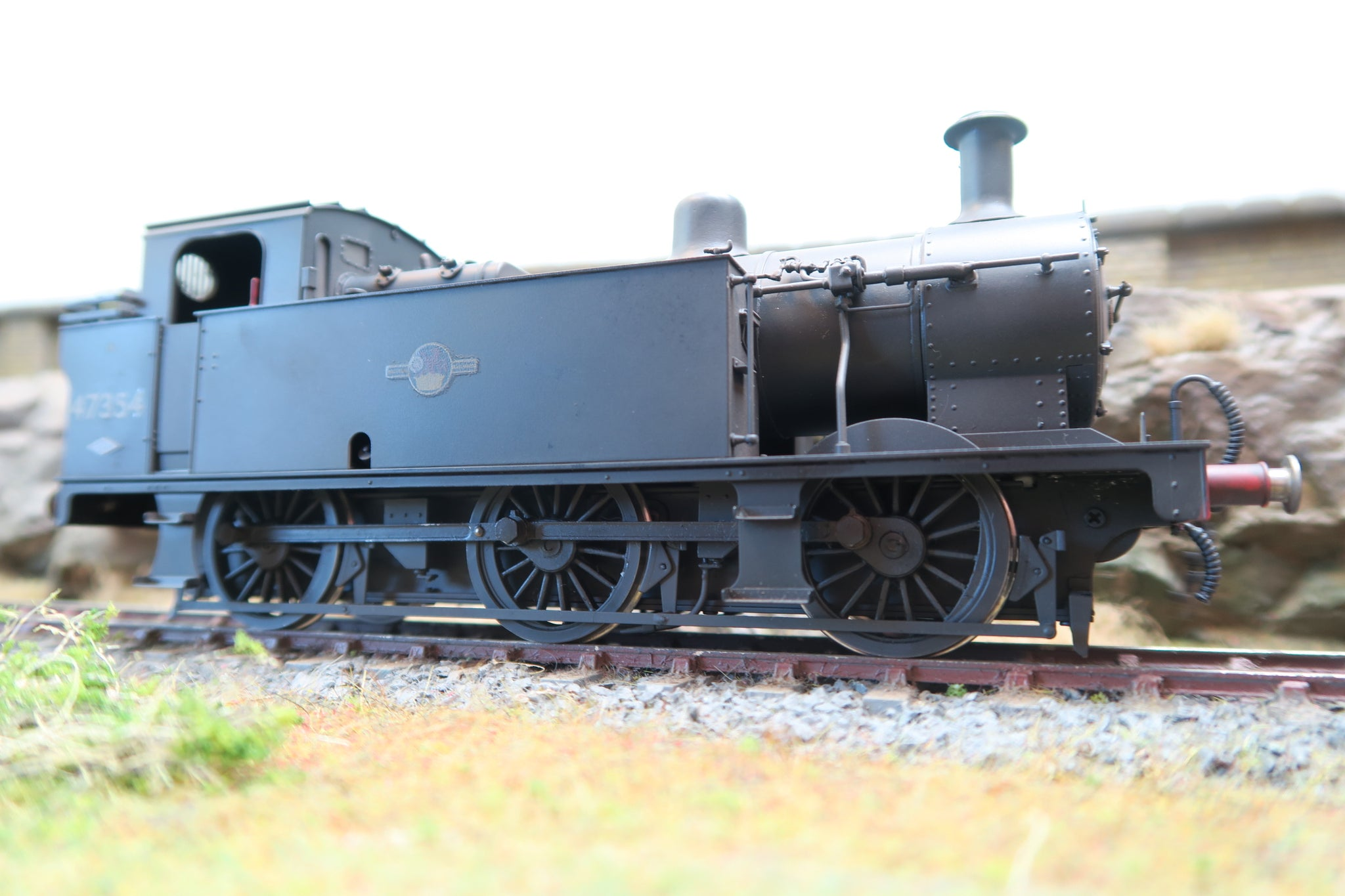 Sancheng/Tower Brass 7mm Finescale O Gauge BR Black Jinty 0-6-0T '47354'
