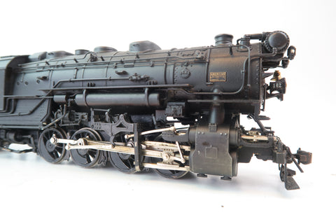 KTM O Gauge/Scale 0-8-0 Indiana Harbor Belt R. R. '102'