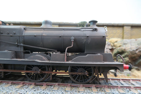 7mm Finescale O Gauge Kit Built BR 0-6-0 J20 '64680', Weathered