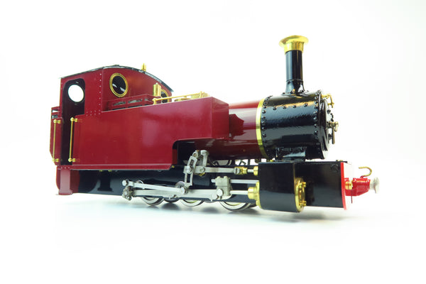 Roundhouse SM32 Live Steam 0-6-0T Lady Anne Maroon