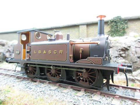 Dapol 7mm Finescale O Gauge 7S-010-009 Terrier A1 Gipsyhill 643 Marsh Umber Brown