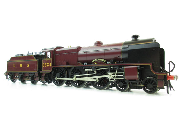 Lee Marsh Model Company 7mm Finescale O Gauge LMS Patriot 4-6-0 '5534' 'E. Tootal Broadhurst'