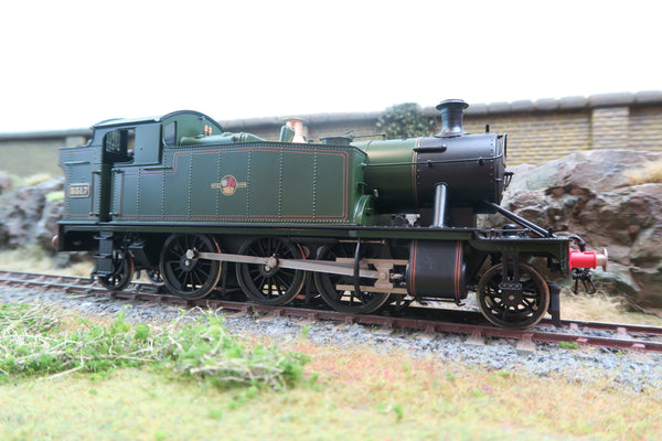 Sancheng/Tower Models 7mm Finescale O Gauge BR Lined Green Class '4575' Small Prairie 2-6-2 '5517' with Loksound V4.0XL!