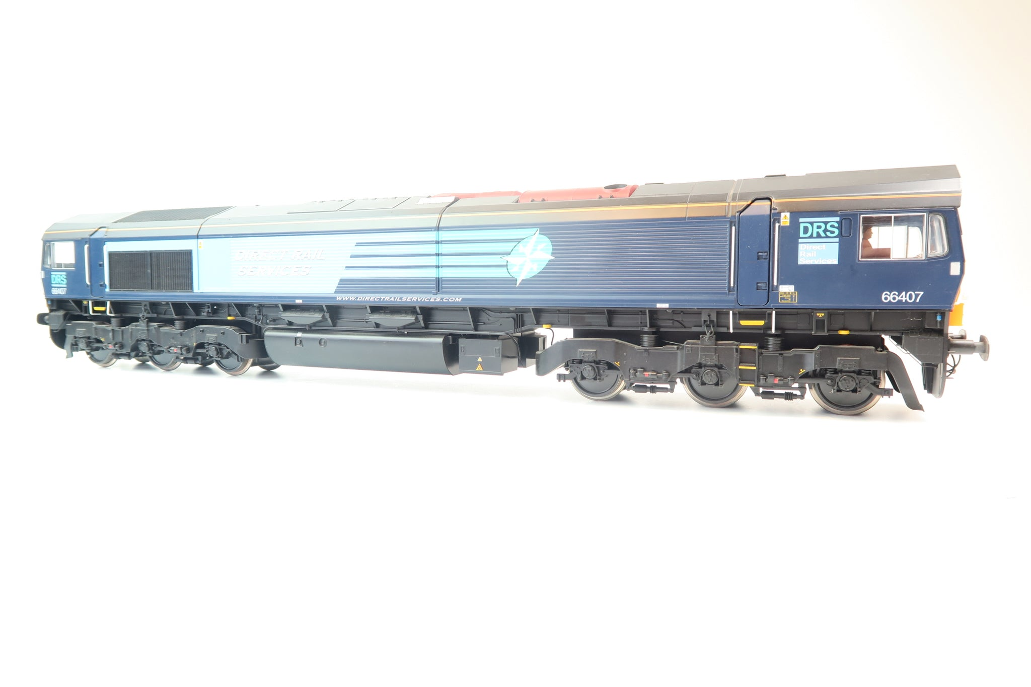 Aristocraft Gauge 1 23214 Class 66 Direct Rail Services DRS '66407'