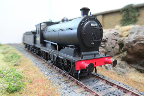7mm Finescale O Gauge Kit Built BR Black 0-6-0 J27 '65854'
