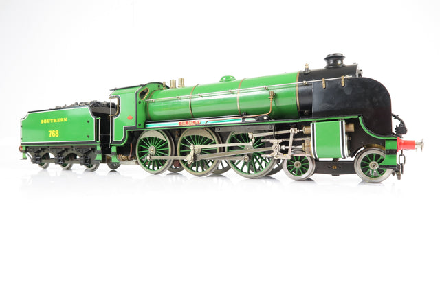 Aster Gauge 1 1:32 SR King Arthur Class 4-6-0 'Sir Balin', Live Steam