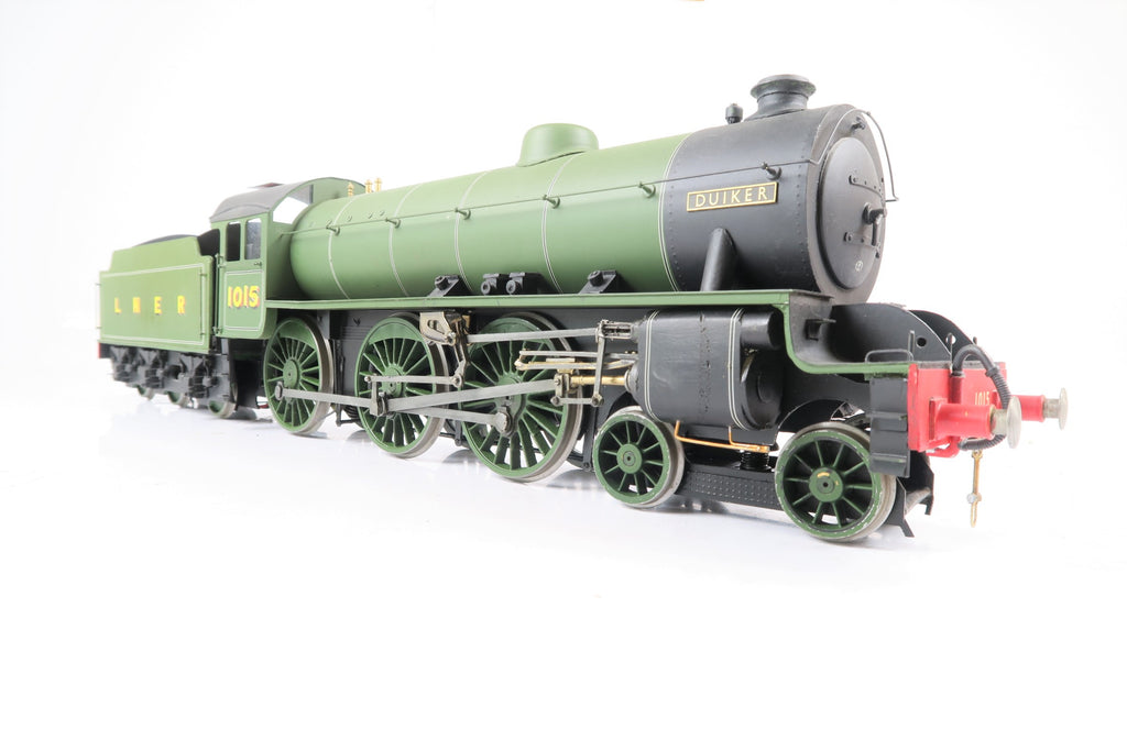 RPM Malcolm Mills Model Engineer Gauge 1 1:32 LNER BR Lined Green B1 4-6-0 '1015' 'DUIKER', RC & Sound