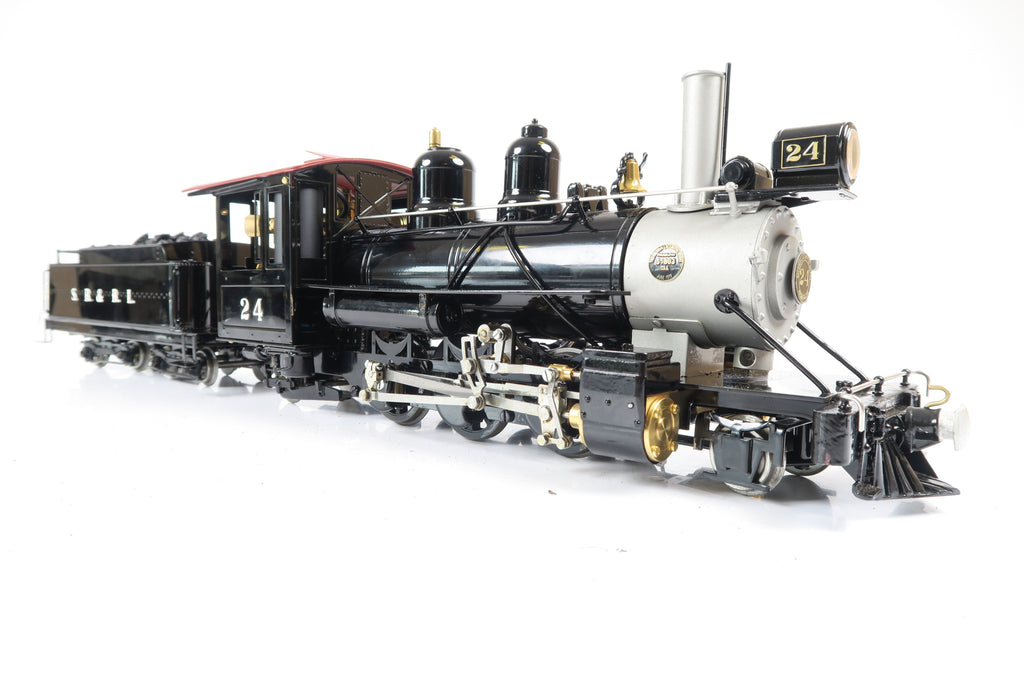 Roundhouse 16mm G Scale SR&RL 2-6-2 '24', Live Steam & Radio Control