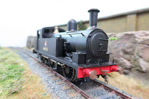 7mm Finescale O Gauge Kit Built BR 0-6-0 '68423'