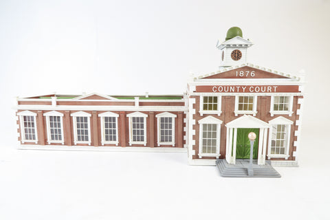 Allan Downes O Gauge American Style County Court
