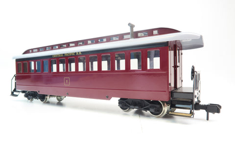 Marklin Gauge 1 Rake of 3 5473 Central Pacific Coaches '7'