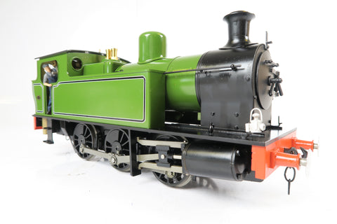 Accucraft Gauge 1 1:32 S32-14D Kerr Stuart 'Victory' 0-6-0, Southern Green