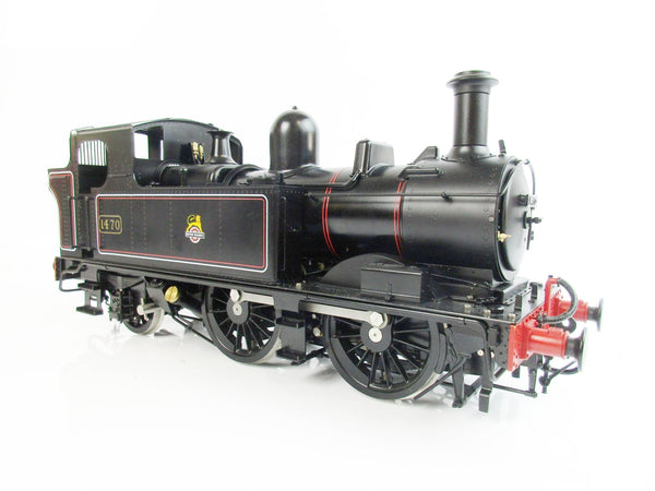 Kingscale / Silver Crest Models Gauge 3 Live Steam BR Black Lined 0-4-2 14xx '1470'