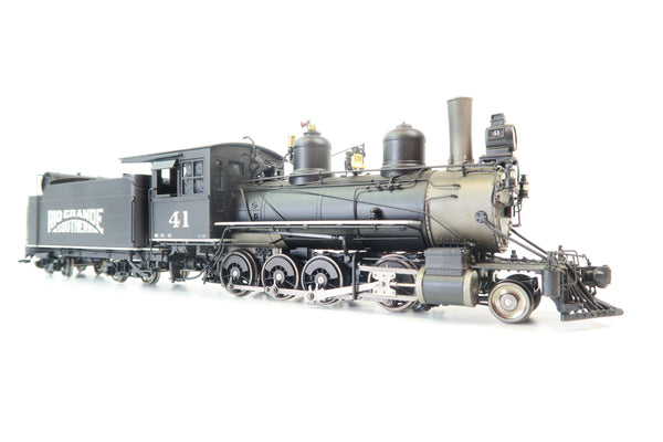Mountain Model Imports MMI ON3 Scale DC1065-4 RGS C-19 2-8-0 Factory Painted '41'