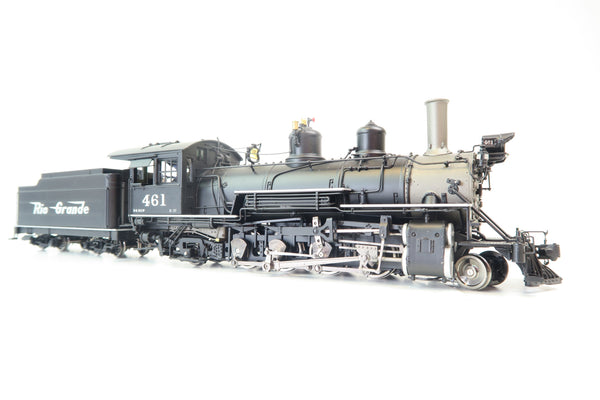 Mountain Model Imports MMI ON3 Scale D1047-4 Rio Grande K-27 Inboard Cylinder 2-8-2 '461'
