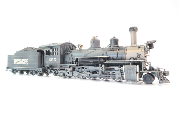 Mountain Model Imports MMI ON3 Scale RGS K-27 2-8-2 '455'