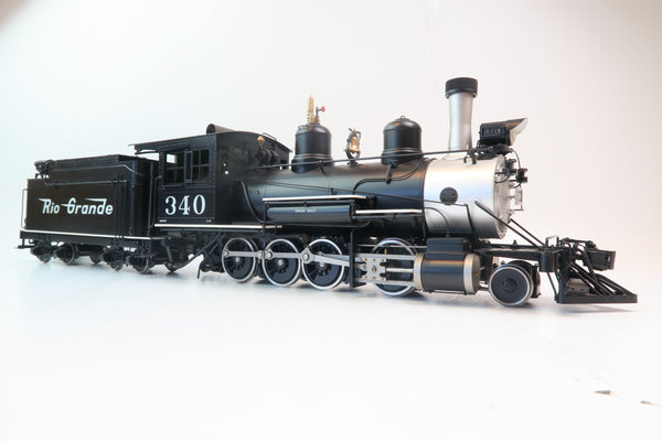 Accucraft 1:20.3 G Scale AL88-133 D&RGW C-19 Steam Locomotive '340' (Electric)