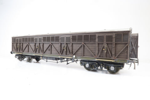 Gauge 1 10mm Kit Built GWR Siphon G '1278'