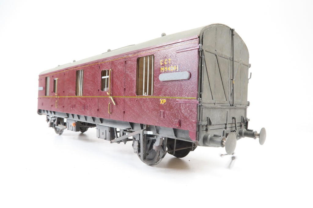 Gauge 1 10mm Kit Built BR CCT Van 'M94291'