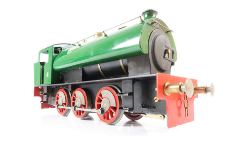 Scratch/Kit Built Gauge 1 10mm Class J94 0-6-0T '4', Live Steam