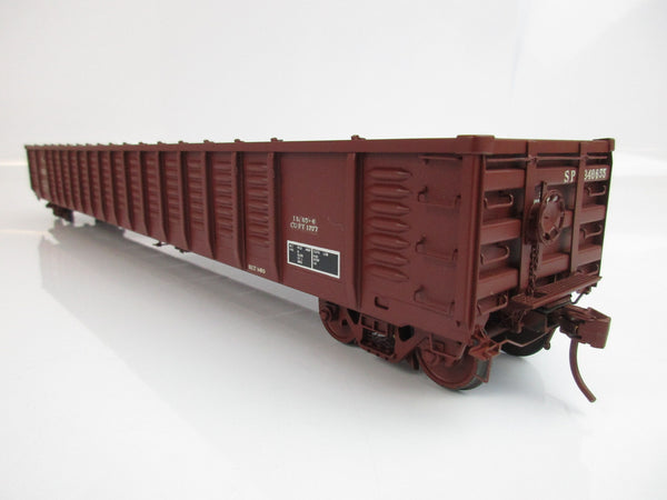 "Pecos River Brass O Gauge Greenville Gondola 70'-100 Ton SP ""340655"""