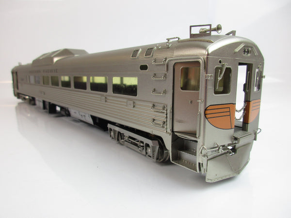 "The Division Point O Gauge Western Pacific RDC-2 Coach/Baggage ""375 - Zephyrette"""