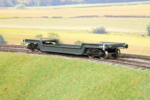 Darstaed 7mm Finescale O Gauge 45 Ton Bogie Well Wagon NCB Livery