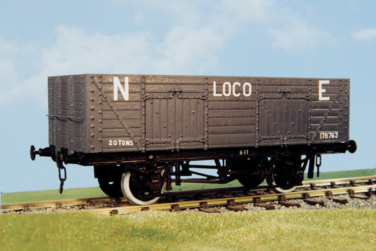 Parkside Dundas O Gauge PS16 LNER Loco Coal Wagon Kit w/Wheels