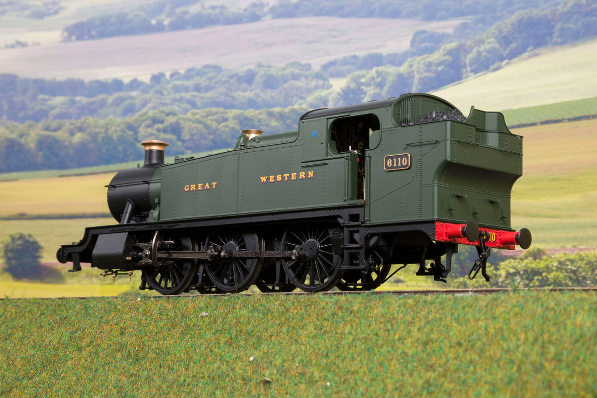 Heljan 7mm Finescale O Gauge 61xx Large Prairie GWR '6110'