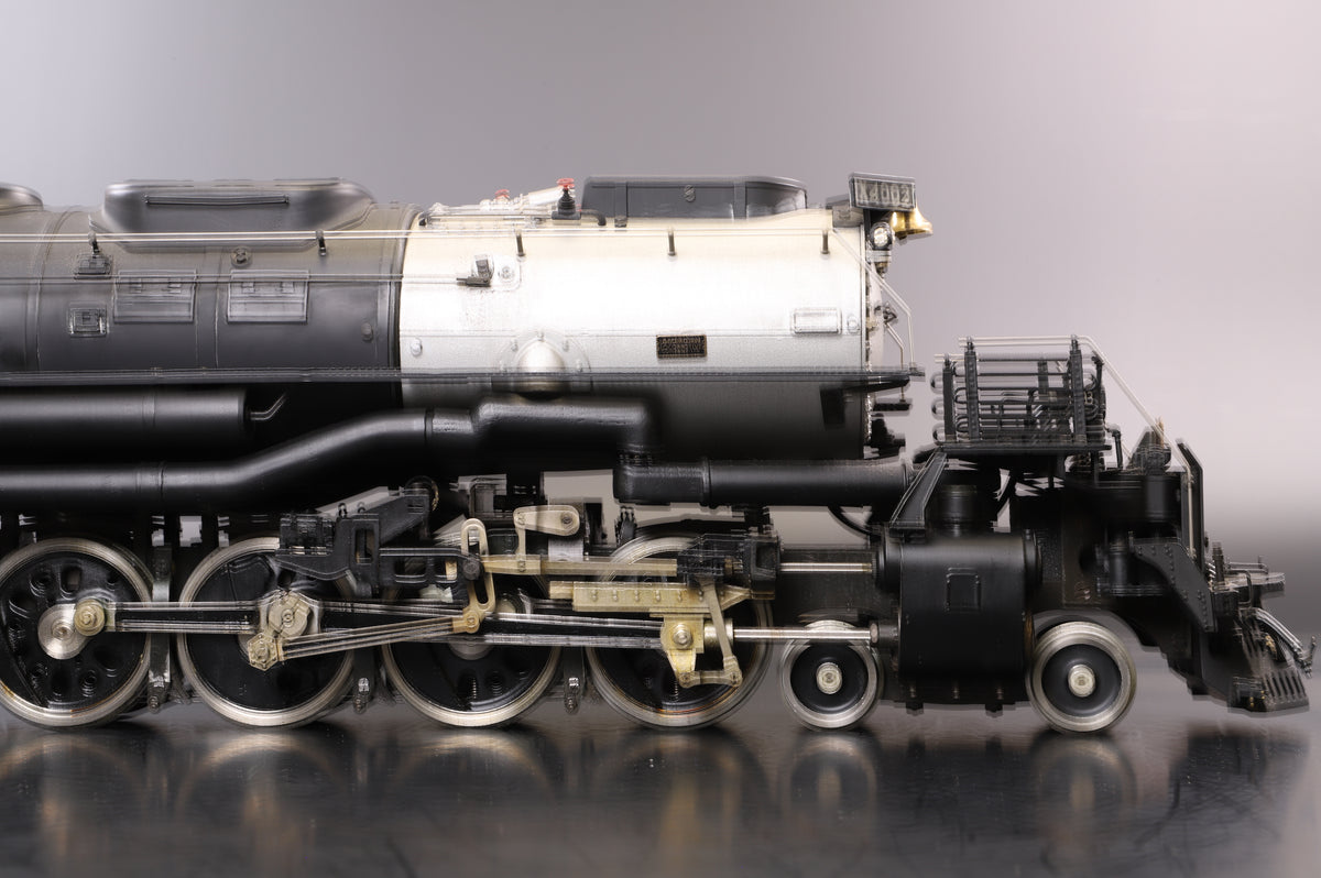 Aster Gauge 1 Electric Union Pacific 4-8-8-4 'Big Boy' '4002'