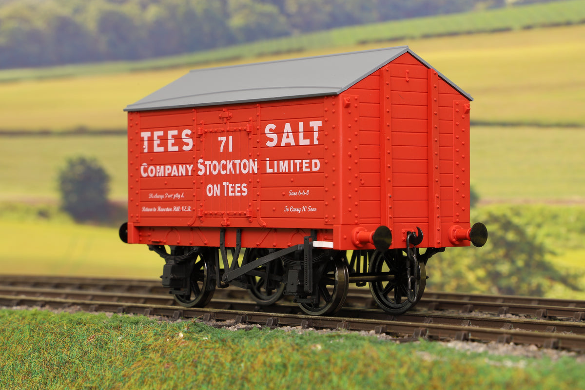 Dapol 7F-018-003 O Gauge Salt Van Tees Salt 71