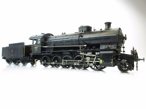 Felix Spring Gauge 1 Live Steam Scratch Built Swiss Railways C5/6 2-10-0 '2965'