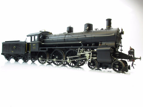 Felix Spring Gauge 1 Live Steam Scratch Built SBB A3/5 4-6-0 '641'
