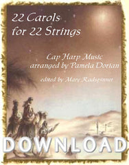 22 Carols for 22 Strings - Digital Download