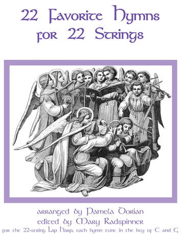 22 Favorite Hymns for 22 Strings