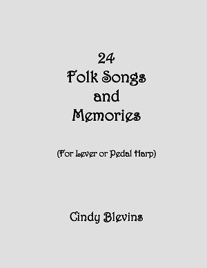 24 Folk Songs and Memories