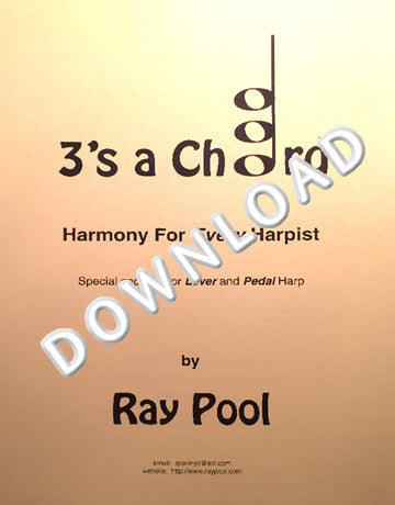 3's a Chord - Digital Download