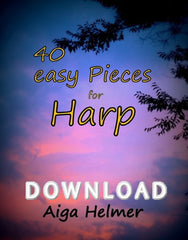 40 Easy Pieces - Digital Download