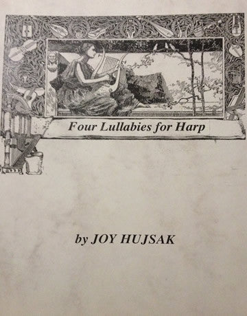Four Lullabies for Harp