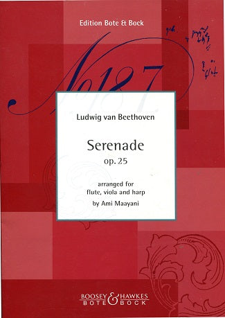 Serenade op.25 Ensemble