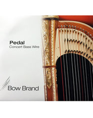 Bow Brand - Pedal - Concert Bass Wire Strings