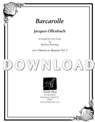 Barcarolle - Digital Download