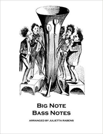 Big Note Bass Notes - Digital Download