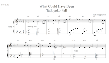 What Could Have Been Tatlayoko Fall - Digital Download