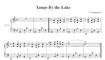 Tango By The Lake - Digital Download