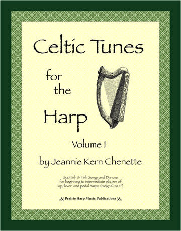 Celtic Tunes for the Harp - Volume 1