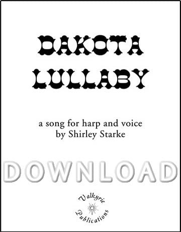 Dakota Lullaby - Digital Download